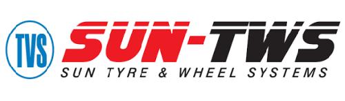 logo SUN-TWS notre gamme de pneu
